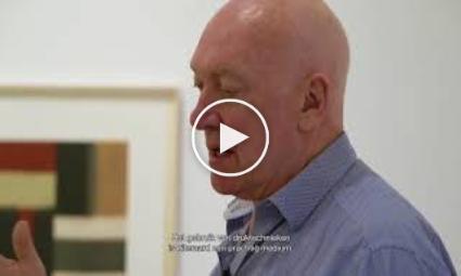 Sean Scully in De Pont (2018)