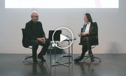 Sophie Walker in gesprek met Hendrik Driessen