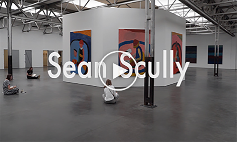 Sean Scully in De Pont (2018)