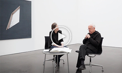 De collectie met Jan Dibbets (2020)