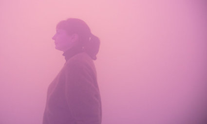 Ann Veronica Janssens – tentoonstellingsfoto's (2018)