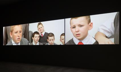 Rineke Dijkstra – tentoonstellingsfoto's (2018)