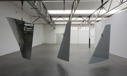 Fiona Banner – tentoonstellingsfoto's (2017)