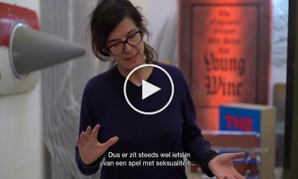 Fiona Banner in De Pont (2017)